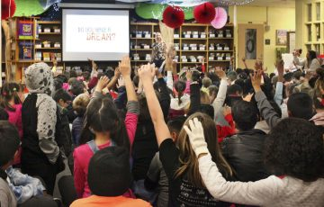 author presentations for schools